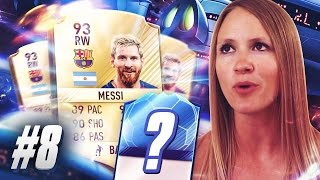 WE PACK A TOTT PLAYER !! MISSION TO MESSI # 8 ! FIFA 17