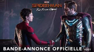 Spider-Man : Far From Home - Bande-annonce 2 - VOST