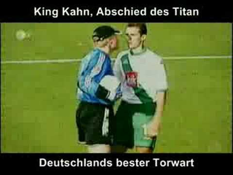Oliver Kahn Abschied Special - Tribute for the Titan