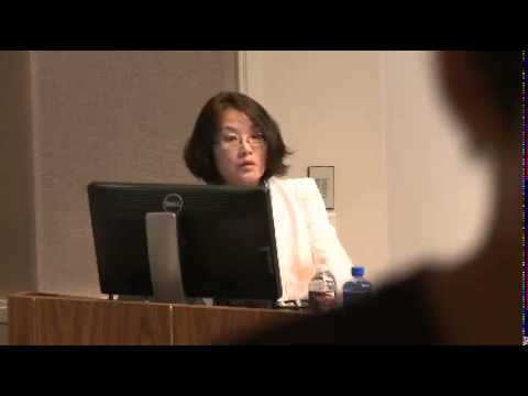 Baylor ISR: Zing (Cathy) Zhang Lecture: Christianity and Chinese Culture (April 8, 2014)