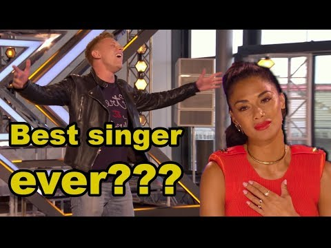 Top 10 BEST *SINGING AUDITIONS* On Talent Shows in The WORLD 2018