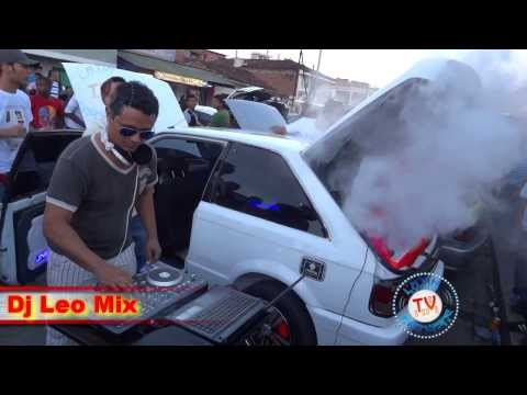 Car Audio In Zarzal - Dj Leo Súper Mix Set Live Octubre 2013 HD 720p
