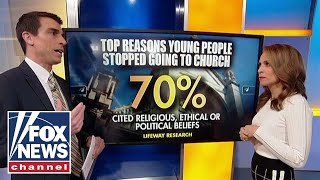 New study says young adults are dropping out of church, why?