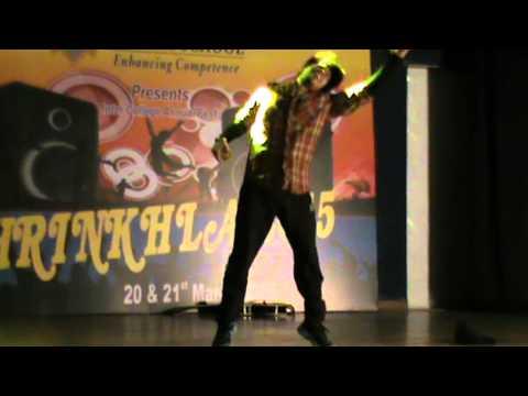 Dance Performance by rahul chauhan