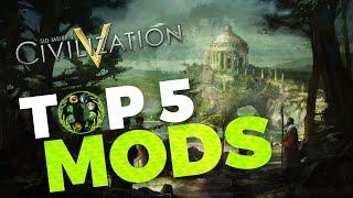 Civilization 5 - Top 5 Best Mods Of Brave New World