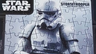 STAR WARS Puzzle Games Rompecabezas Puzzles learning Kids Awesome Disney Toys For Kids