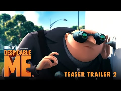 Despicable Me - Teaser Trailer #2