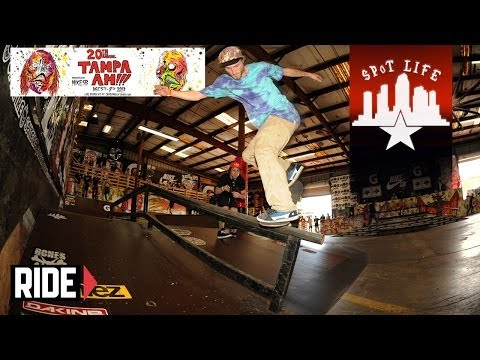 Tampa Am 2013 - Day 2 - Qualifiers