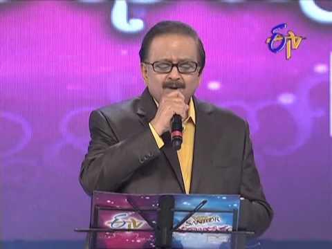 Swarabhishekam - S.p.balasubrahmanyam Performance - Poolu Gusa Gusa Ladenani Song - 20th July 2014 video