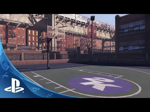 NBA 2K15 – Welcome To MyPARK | PS4, PS3