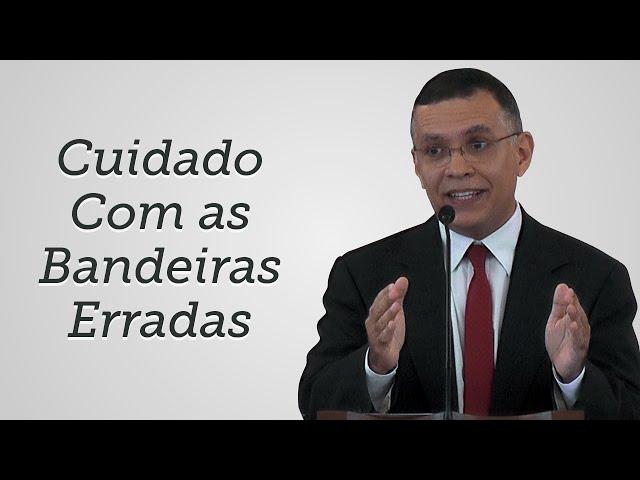 [Trecho] Cuidado Com as Bandeiras Erradas  - Daniel Santos