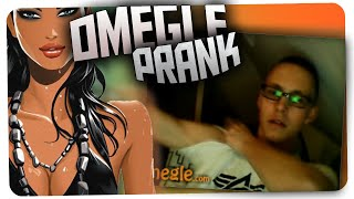 GIRL PRANK ON OMEGLE! #5