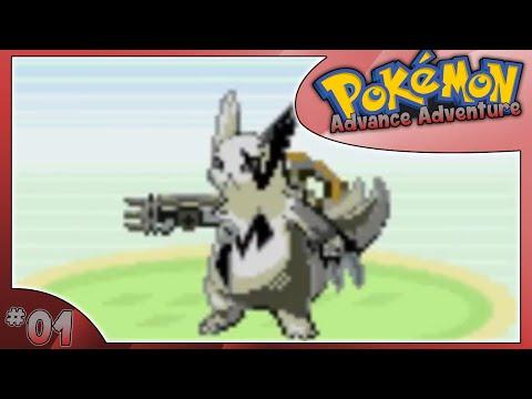 Pokemon Advance Adventure w/ Hardyt3kyoyo #1