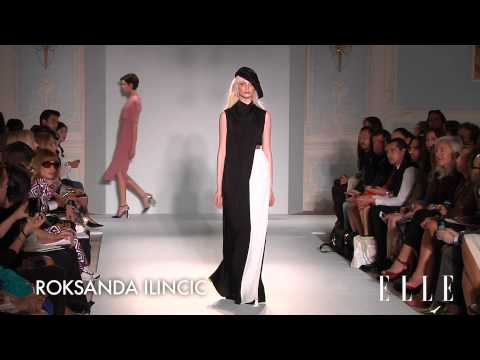 Roksanda Ilincic SS2013 LONDON collection