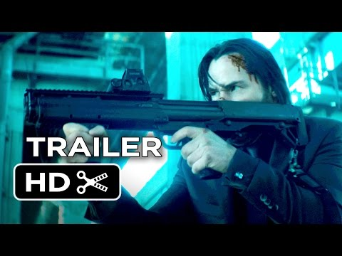 John Wick TRAILER 1 (2014) - Keanu Reeves, Willem Dafoe Action Movie HD