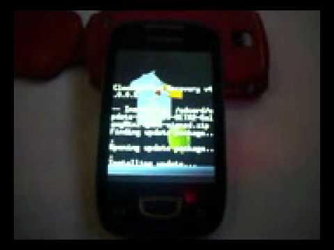 Samsung Galaxy Mini CM9 Android 4.0.3 tutorial UPDATE!