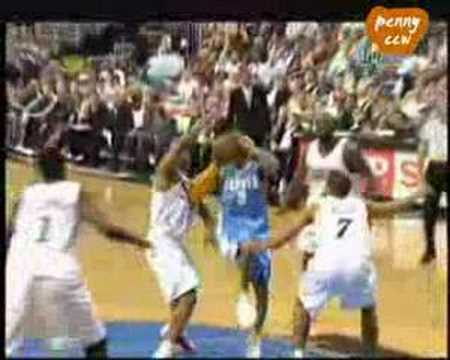 Allen Iverson 32pts vs 76ers Intro Interview Highlight 07/08 Video