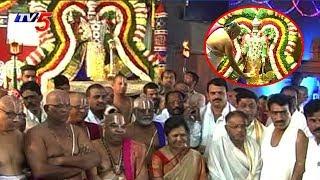 వైభవంగా యాదాద్రి లక్ష్మి నరసింహుని బ్రహ్మోత్సవాలు..! | Yadadri