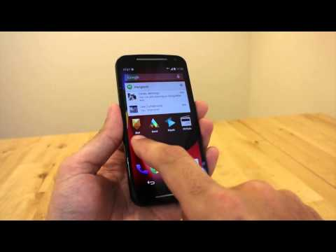 Motorola Moto G (2nd gen.) Review