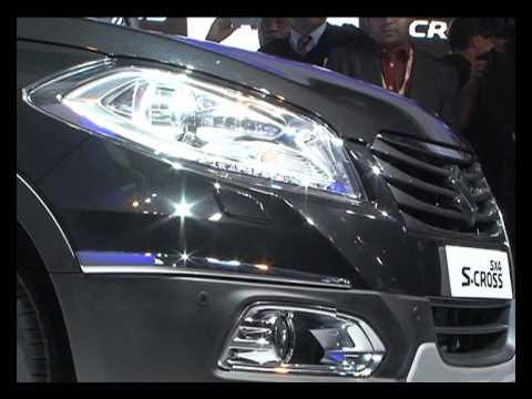 Auto Expo 2014   Maruti shows off concept Ciaz, SX4 S-Cross