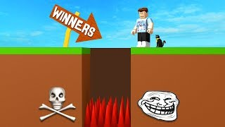 A ROBLOX GAME THAT TROLLS YOU!