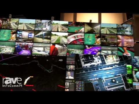 InfoComm 2014: Christie Exhibits Entero HB 70″ HD Display Cubes