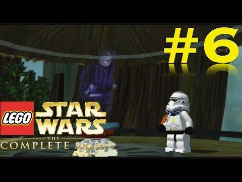 [CZ] Lego Star Wars [Xbox 360] #6 - Utapau, Kashyyyk, 66