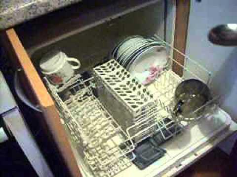 Как сыпать порошок в посудомойку