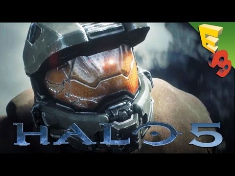 Halo 5 Xbox One E3 ANNOUNCEMENT TRAILER! 343 Studio's Next Halo Game, Revealed