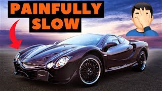 5 More SLOW Cars That Fool People Into Thinking They Are Fast