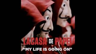 download musica Tema principal de La casa de papel Cecilia Krull - My life is going on