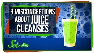 3 Misconceptions About Juice Cleanses
