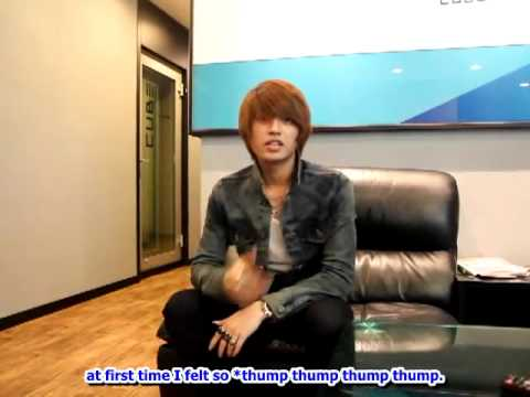 (ENG) S4 - Arthur Interview @ Cube Ent. Studio
