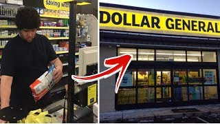 Customers Watch In Horror As Man's Card Is Declined, Then Cashier Reaches Across The Counter