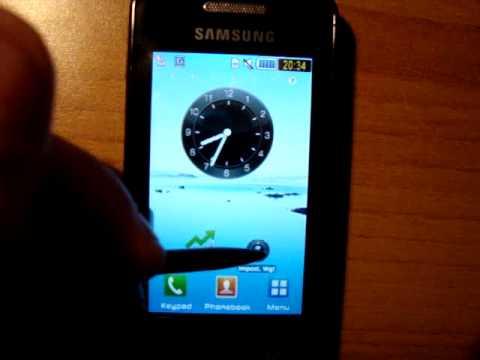 Samsung Star Galaxy S