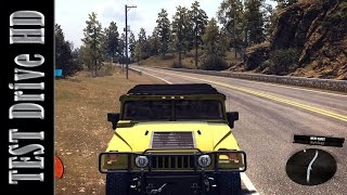 Hummer H1 Alpha - The Crew - Test Drive Gameplay (PC HD) [1080]