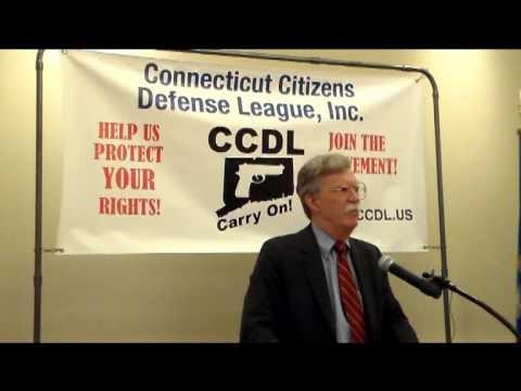 CCDL Fundraiser with Ambassador John Bolton