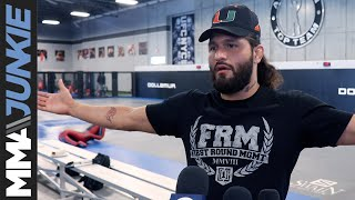 American Top Team media day: Jorge Masvidal full interview