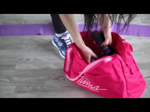 Тренировка с фитнес-лентой
