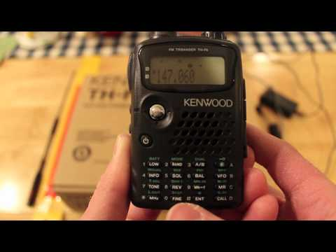 Kenwood TH-F6A Review
