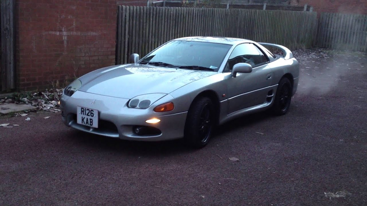 Twin Turbo Mitsubishi Gto >> Mitsubishi GTO MR TWIN TURBO FOR SALE - YouTube