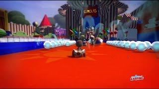 Video Circus Paradise - LittleBigPlanet