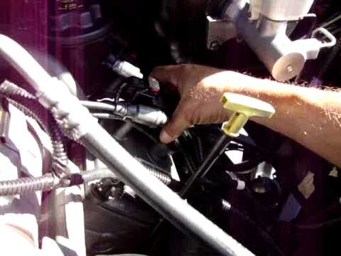 Dodge Ram Hemi Spark Plug Change Video #2
