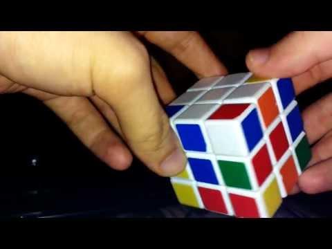 Kubik Rubikni Yig'ish 1-qism