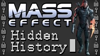 Hidden History: MASS EFFECT ft. Commander Shepard (Mark Meer)