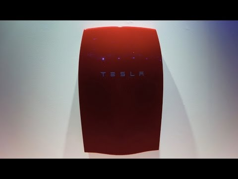 Tesla Powerwall Explained! - A Battery Powered Home.