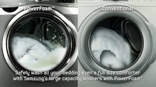 Samsung Washing Machine Power form