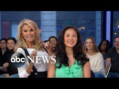 Supermodel Christie Brinkley gives 3 'GMA' viewers a makeover