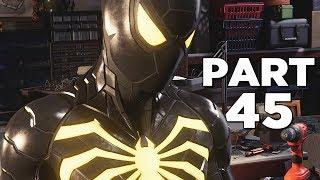 SPIDER-MAN PS4 Walkthrough Gameplay Part 45 - END GAME SUIT (Marvel's Spider-Man)