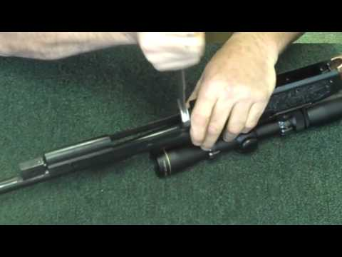 Gunsmithing: Remington 7400 Carbine in Various Calibers (Gunworks)